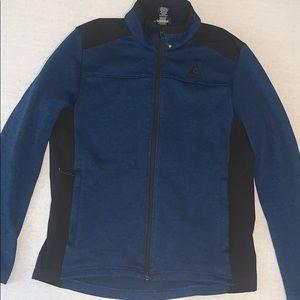 Euc Gerry jacket blue/ black large
